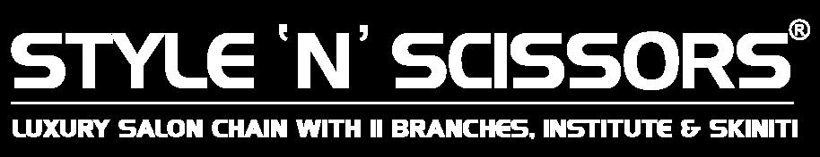 style n scissors logo