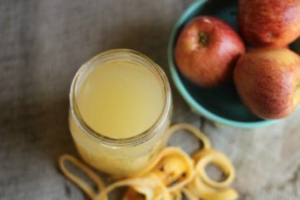apple cider vinegar face mask