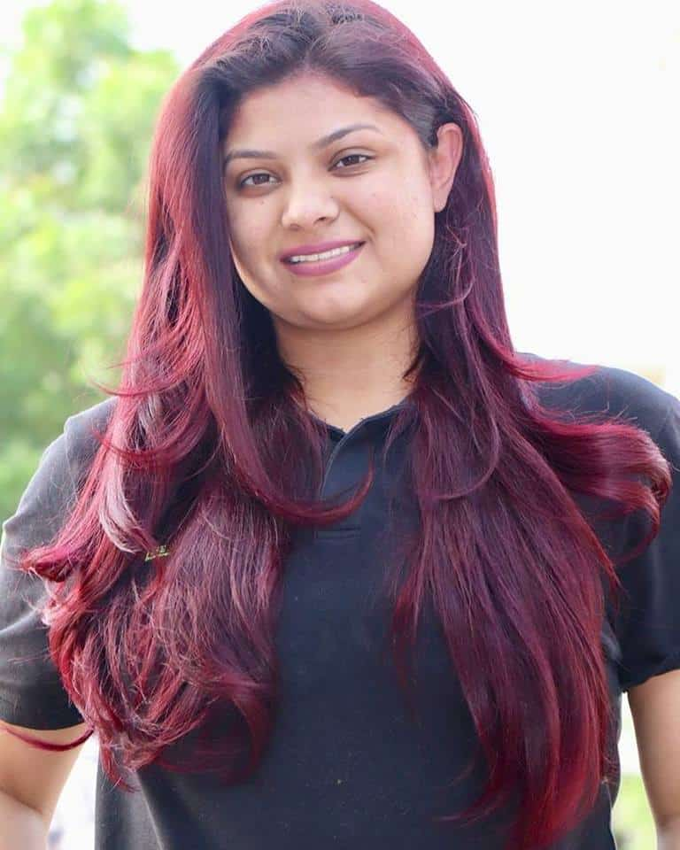 fall hair colors hair trends 2019 hair trends 2018 violet hair color hair colours for indian skin tone schwarzkopf color of the year violet purple hair color unicorn hair color best salon in jaipur style n scissors best salon in india best beauty parlour jaipur