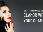 LET THEM MAKE SOME CLAMOR WITH YOUR GLAMOR